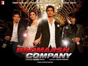 Badmaash Company / Компания негодяев