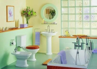 декор ванной своими руками