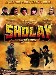 Sholay / Месть и Закон