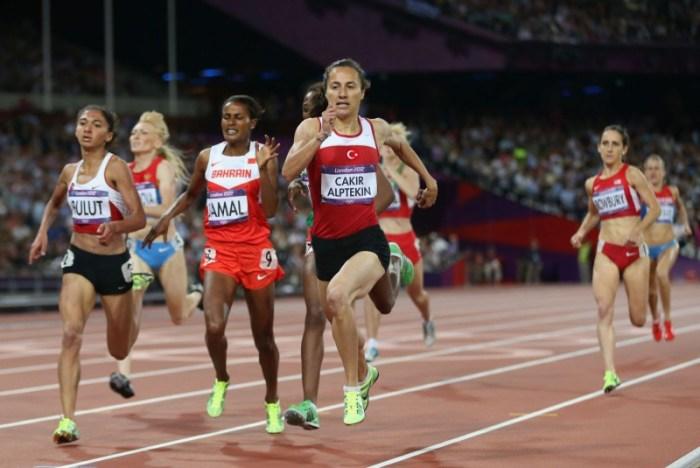 Нормативы бега средние дистанции