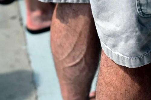 Комплименты мужским ногам