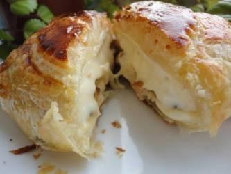 Receta de hojaldre de camembert