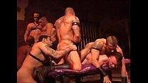Homens gostosos fudendo na orgia