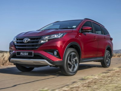 Toyota Rush (2018) Launch Review - Cars.co.za