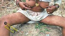 Desi Radhika Jungle sex
