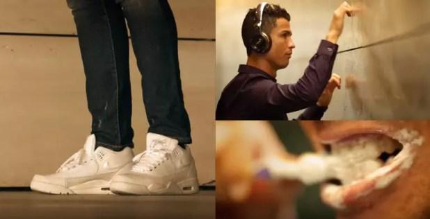 El video viral de Cristiano Ronaldo por Navidad