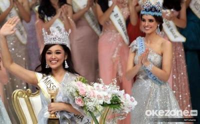 Miss Indonesia 2019 Princess Megonondo: Gelar Ini Saya ...
