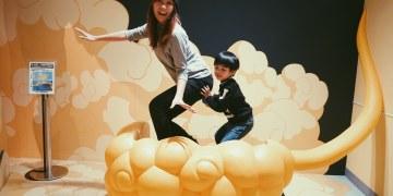 東京旅行|池袋太陽城動漫室內樂園J-WORLD,七龍珠迷必去!