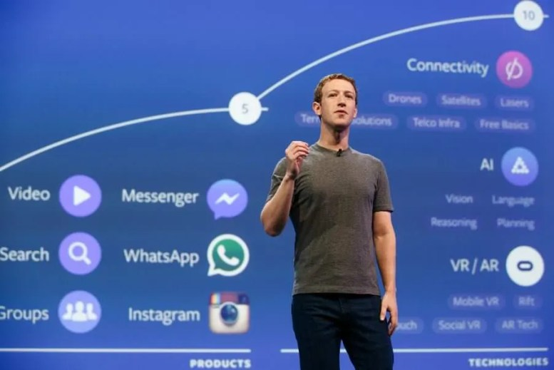 Image result for facebook stuff secretly meeting to fix site's fake news problem, reports say
