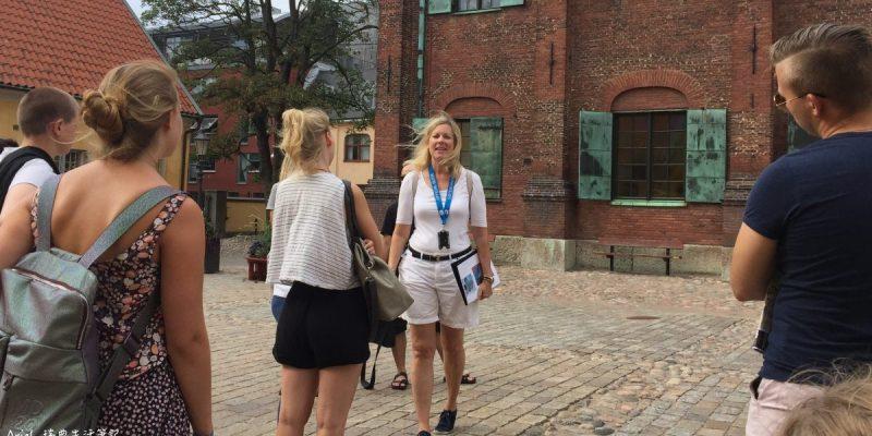 [瑞典文學習週記4] folkunivetsitetet A1 - 1個月學習心得