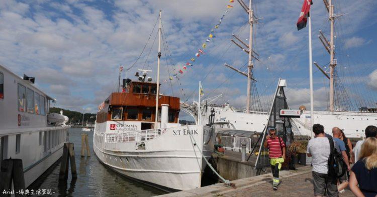[瑞典哥德堡5-8月必遊] 搭船遊Archipelago群島 – 附英文導覽