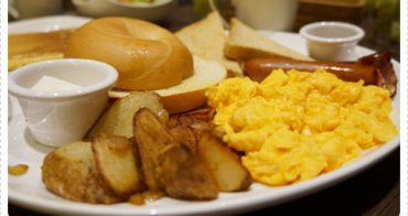 【食記】七分SO buger joint(朝富店) - 經典美式早午餐