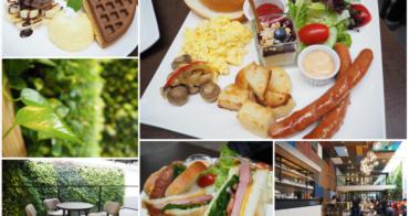 【台中南屯】木門咖啡 Wooden Door 飽足早午餐/輕食/鬆餅(多種菜單新推出)