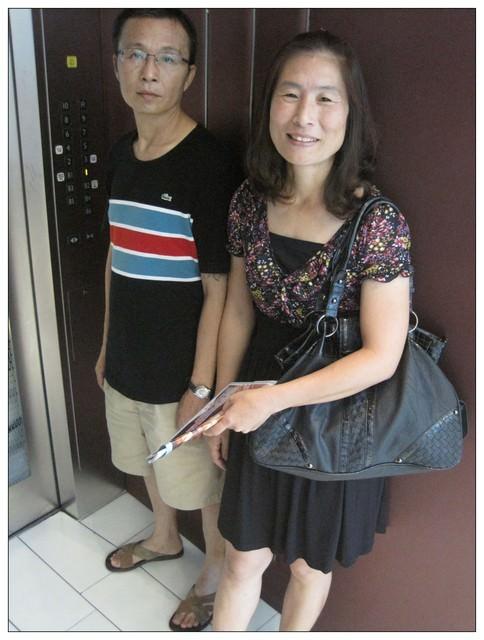 【生活】媽媽終於恢復正常人的打扮