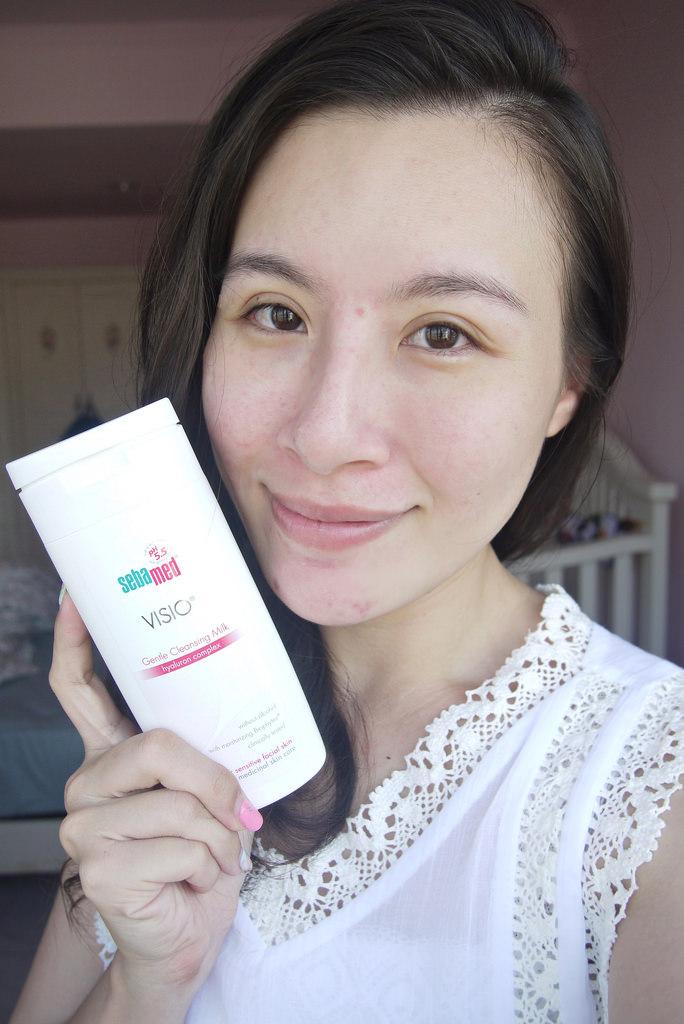 【卸妝】 擁有好皮膚最重要的就是從「卸妝」開始~♥施巴5.5嬌顏卸妝乳