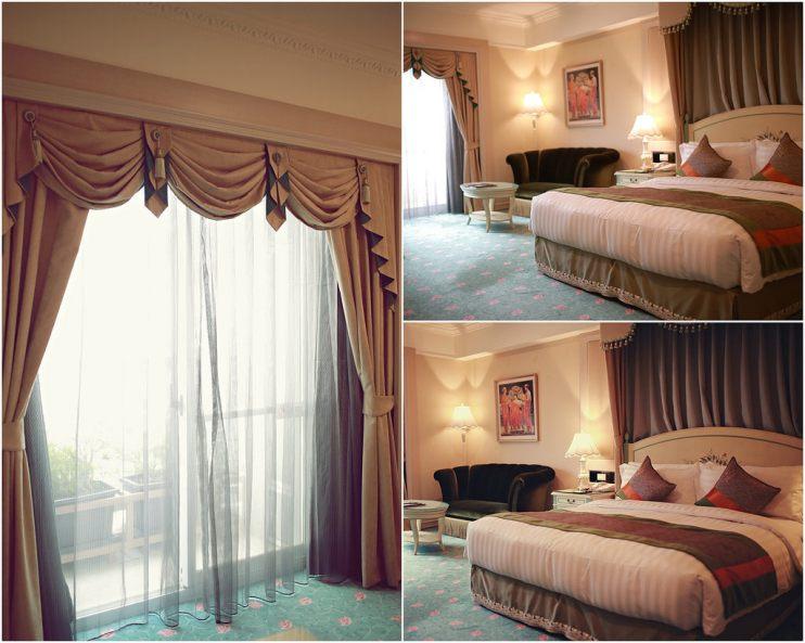 【台北。飯店】歐式田園風格的首都大飯店、英式下午茶、豫園上海湯包館