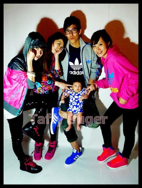 【穿搭】運動女孩一週穿搭~Adidas x Nike