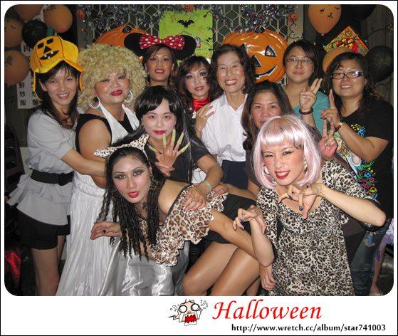 【節慶】Halloween party好有趣~全家一起來!!!!