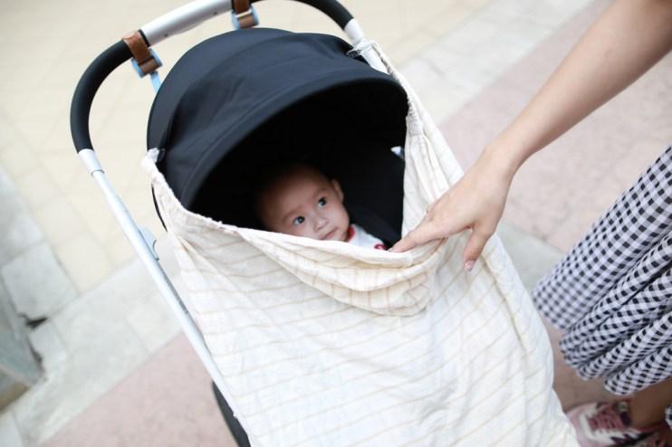 【Baby】背巾配件一樣都不能少!! QFma's Wonderland