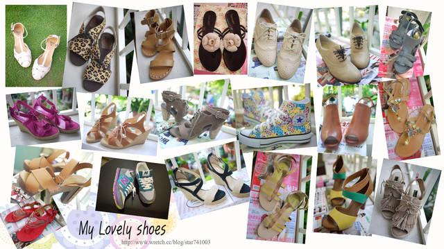 【鞋子】夏季必備美鞋~20款大賞