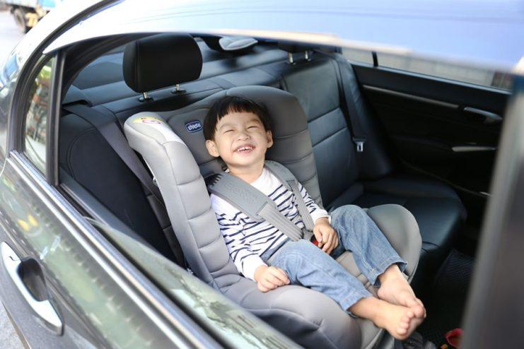 【BABY】寶寶一上車就秒睡~ELETTA寶貝全歲段安全汽座