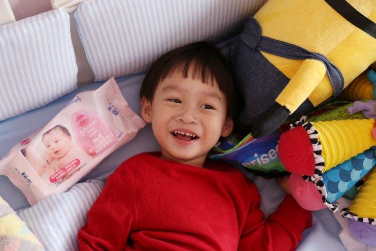 【Baby】給寶貝最好的呵護~嬌生濕紙巾