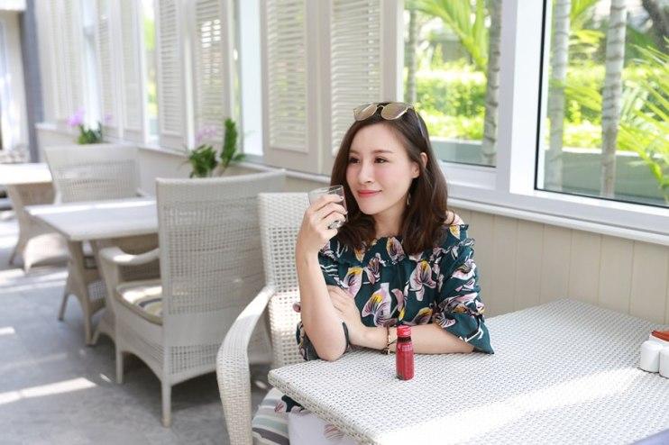 【生活】素顏依然耀眼~♥白蘭氏活顏馥莓飲
