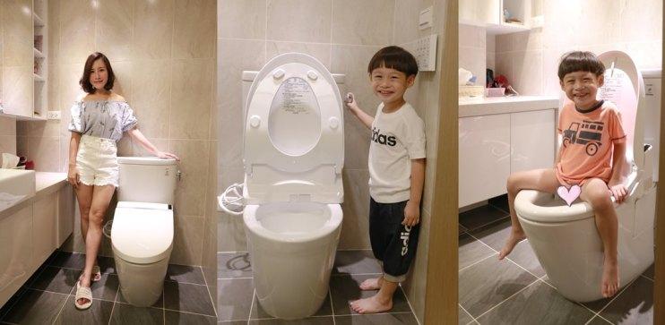 【衛浴】真心推薦TOTO水龍捲馬桶 安裝、清潔超便利