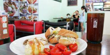 【台南美食】東區 水工坊早午餐 ● 用料實在價格平實的N訪好店!❤❤