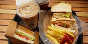 【高雄食記】苓雅區 Bodis 三明治專賣 ● 市政府旁優質早午餐 ❤❤