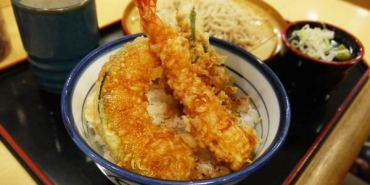 【東京食記】台東區 天丼てんや(上野店) ● 不容錯過之必吃天婦羅丼飯!! ❤❤
