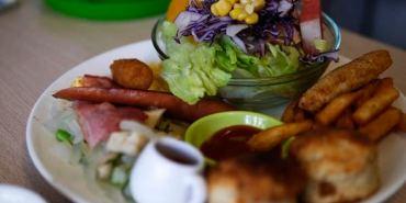 【台南美食】中西區 0628 全日早午餐 ● 皇后雙拼烘蛋深得我心!❤❤