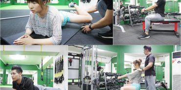 【台南健身教練】漾の運動空間。一對一教練課程。FMS功能性動作檢測。遇見更好的自己!運動 TRX 開元路 成大城