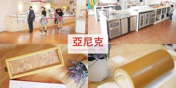 【台南美食】亞尼克台南安平店。瑪德蓮蛋糕親子DIY。亞尼克原味起司磚。團購美食。兒童烘焙