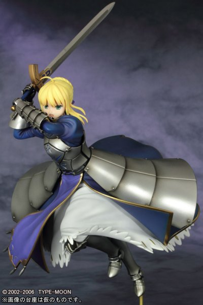 Fate/stay night セイバー 1/7 完成品フィギュア