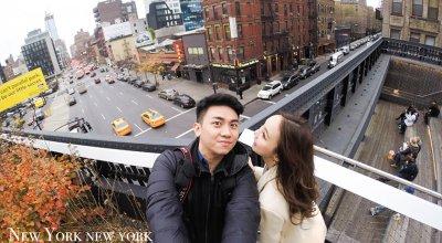 【紐約】自助之旅,雀兒喜市場大啖波士頓龍蝦&high Line公園