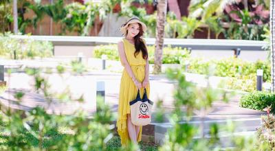 【穿搭】夏遊宿霧與我的Dress Culture海島渡假穿搭❤