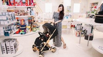 【懷孕大小事】逛街是這麼幸福的事~英國Mamas&Papas台灣直營店