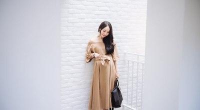 【穿搭】秋日, DC Korea散發優雅的裙裝5 looks!