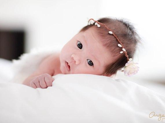 【新生兒寫真】Riley寶寶最天使可愛的一面❤3%迷子創意帶給我無限驚喜