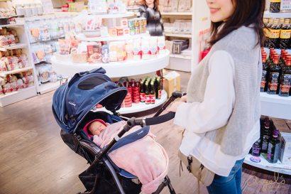 【育兒】Combi旗艦車款Nemurie~內建頂級airweave薄墊打造最舒適的嬰兒推車