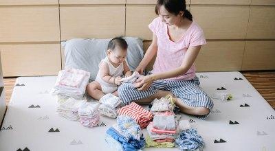 【家電】幫助新手爸媽減輕家事負擔~三星智慧觸控洗衣機!