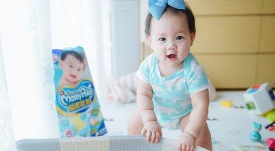 【育兒】超適合我們胖胖腿的滿意寶寶全新升級「瞬潔乾爽紙尿褲」