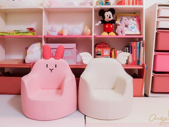 【育兒】質感與安全兼具的可愛遊戲房開箱!用愛讓生活更好❤