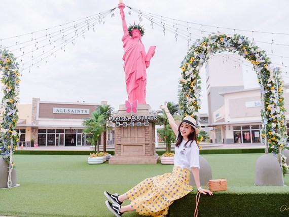 【逛街】一秒出國去~置身歐美Outlet的購物天堂:桃園GLORIA OUTLETS 華泰名品城