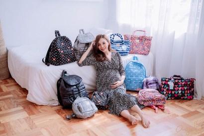 【開團】輕盈能裝的小晴天本舖-我的媽媽包、待產包、旅行萬用包,女兒的後背包都在這!