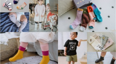 【育兒】耐看氣質又可愛的韓國製Kokacharm繽紛童襪~嫩嬰到中童都有喔