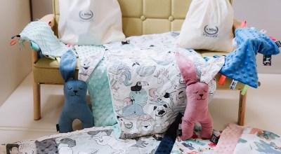 【育兒】讓人愛不釋手,嬰兒界時尚精品波蘭La Millou豆豆毯系列