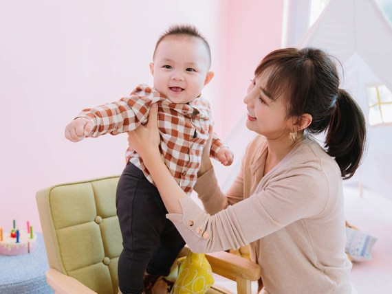【成長紀錄】Ryder寶寶正好玩的七個月♥抱不動啦…充滿變化跟成長的里程碑!