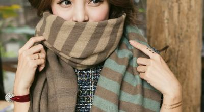 ▌配件 ▌入冬的暖暖配件們♥最近愛用的圍巾,靴子